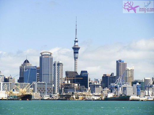 الهجرة إلى نيوزيلندا
