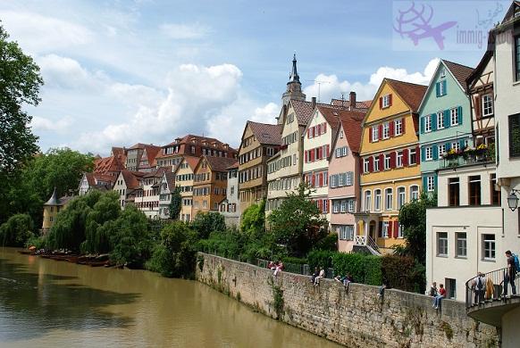 اللجوء إلى المانيا بالفيزا الدراسية