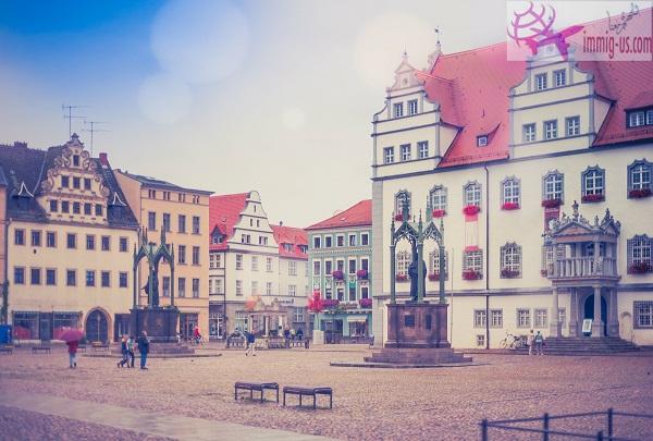 فيزا الدراسة فى المانيا