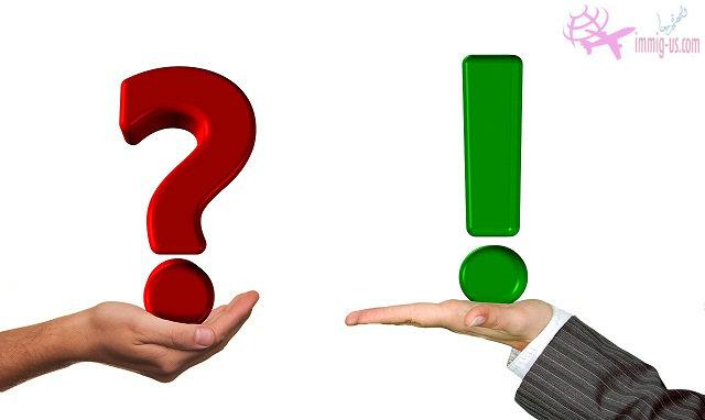 اطرح سؤال حول الهجرة أو اللجوء أو الدراسة أو السياحة