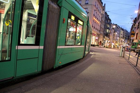مدينة بازل سويسرا