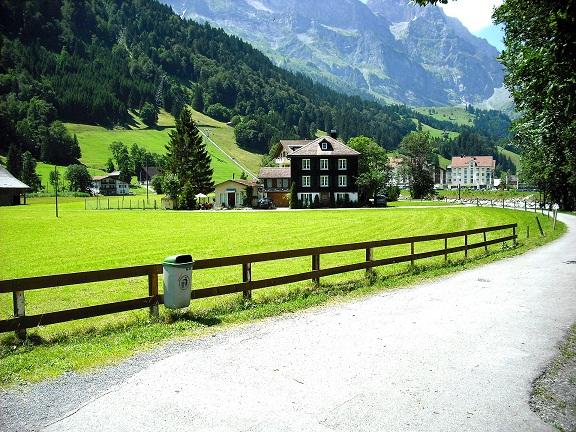 خاتمة حول السياحة في سويسرا