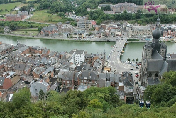دينانت بلجيكا سياحة