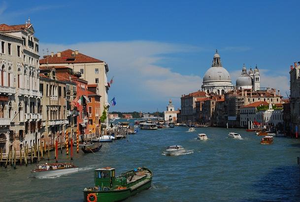القناة الكبرى فينيسيا