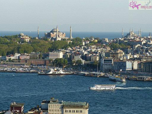 نظرة على دليل السياحة في تركيا