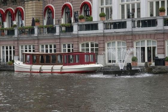 أشهر وأفضل فنادق امستردام