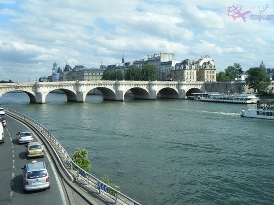 أشهر وسائل التنقل فى باريس