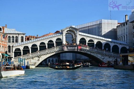 جسر ريالتو ومدينة ريالتو