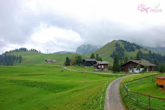 صور الريف السويسري