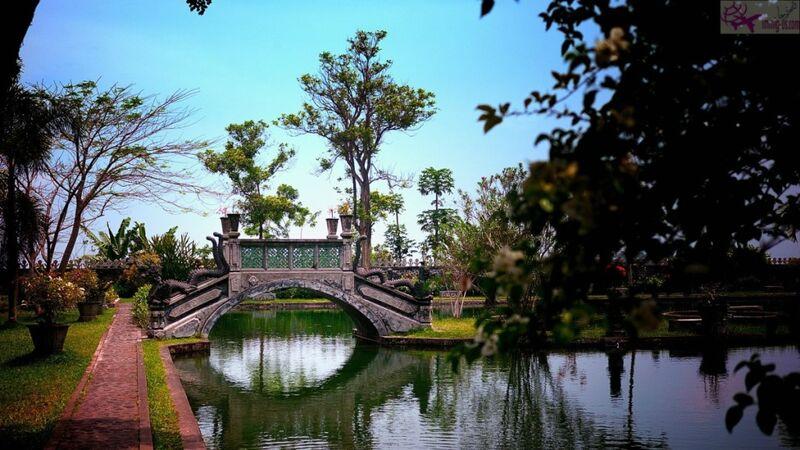 حديقة تيرتا جانجا بالي