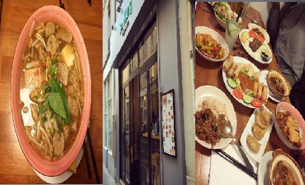 مطعم تين هيانغ