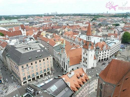 دليل السياحة في ميونخ يشمل الصور واهم الاماكن في ميونخ