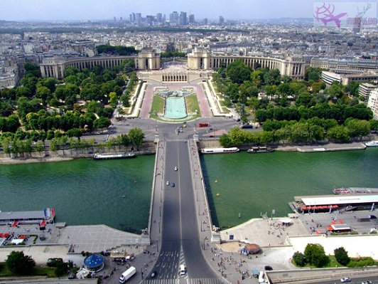 السياحة في باريس - مدينة النور
