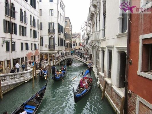 السياحة في البندقية – المدينة العائمة
