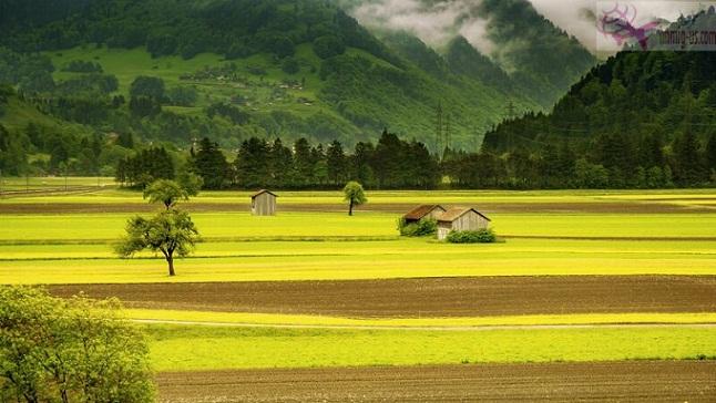 صورة السياحة في قرية ون قن سويسرا الفاتنة