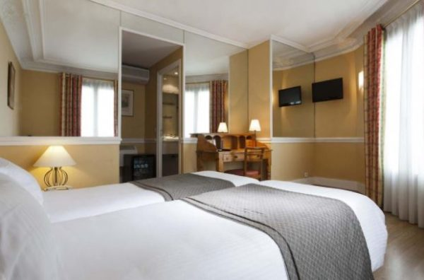 فندق فندق كلود برنار سان جيرمان
