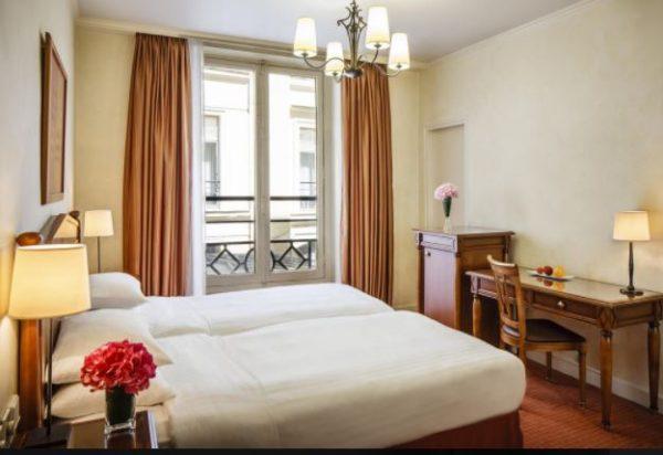 فندق دو لوفر باريس