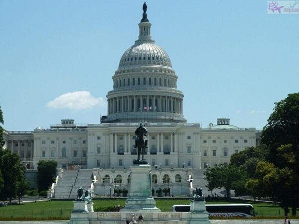 مبنى الكابيتول واشنطن دي سي