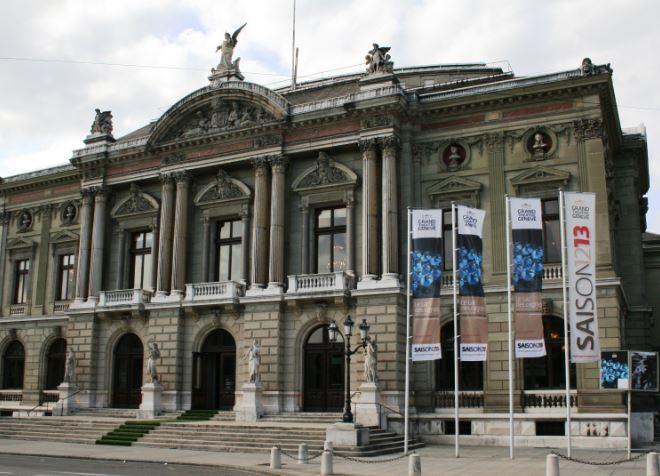 المناطق السياحية في جنيف
