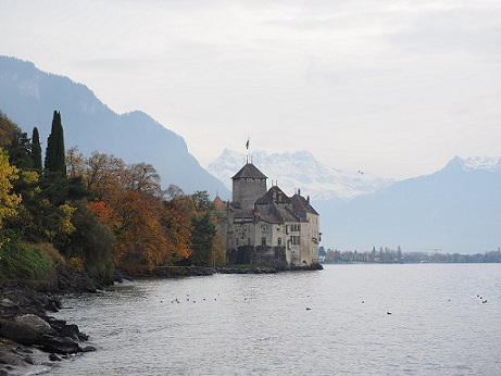 مناطق جنيف السياحية