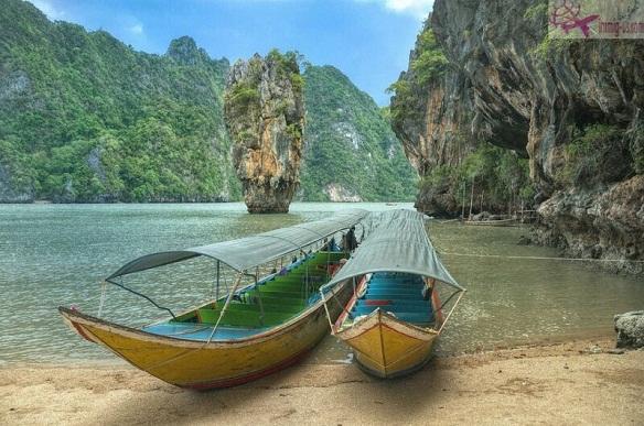 خليج بان ناه تايلاند