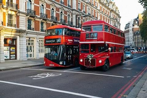 صور شوارع لندن
