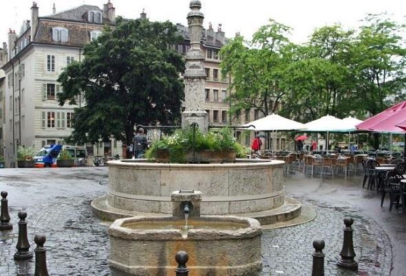 اشهر اماكن سياحية في مدينة جنيف