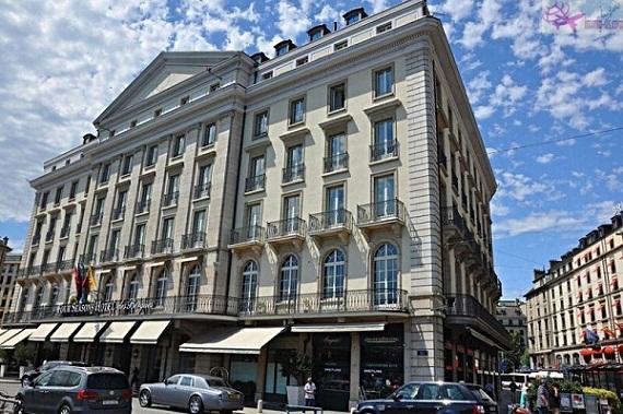 صورة التسوق في جنيف افخم شوارع واسواق جنيف