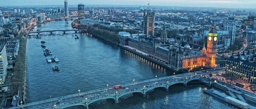 The Times of London River