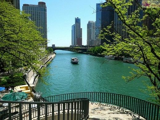 صورة اهم الاماكن السياحية في شيكاغو