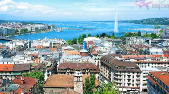 اهم الاماكن السياحية في جنيف - دليل السياحة في جنيف
