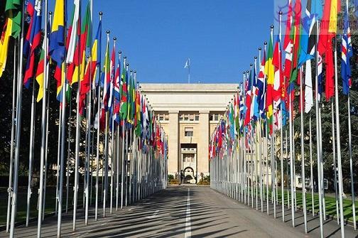 مقر الأمم المتحدة بجنيف