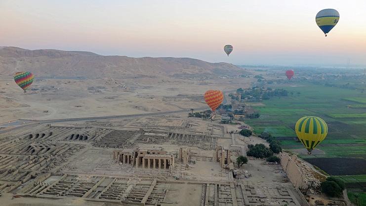 وادي الملوك مصر