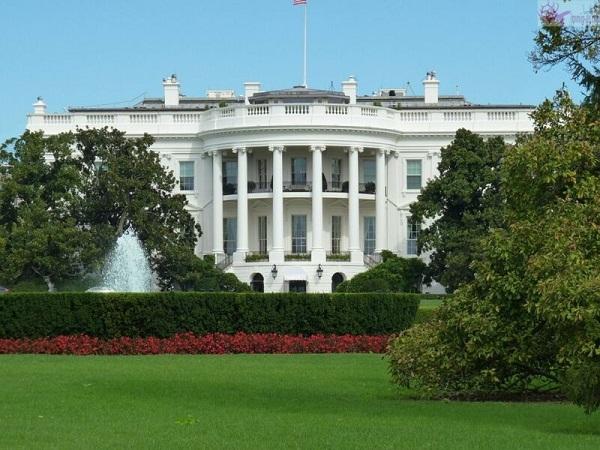 البيت الأبيض واشنطن