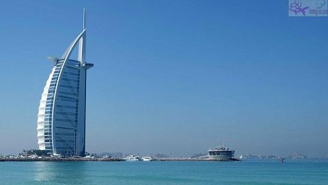 برج العرب الامارات