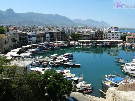 شراء جنسية قبرص