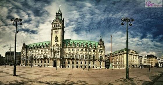 مبني البلدية هامبورغ