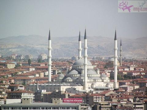 مسجد كوجاتيبي انقره