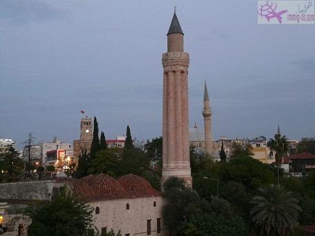 مسجد مراد باشا انطاليا