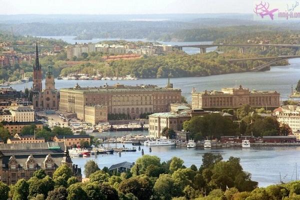 سفارة السويد بالقاهرة | عنوان | تليفون | فاكس