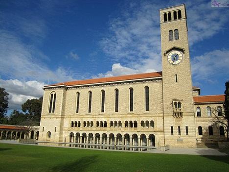 جامعة غرب استراليا