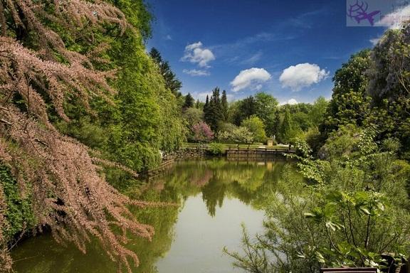 حديقة يلدز مدينة اسطنبول