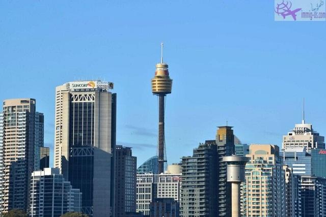 برج سيدني استراليا