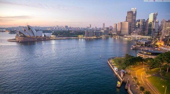 نظرة على السياحة في استراليا