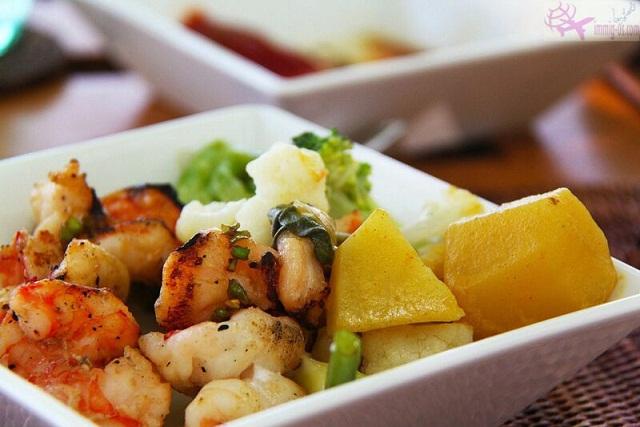 مطاعم المالديف