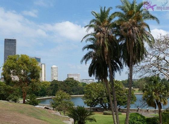 حدائق رويال بوتانك - الحديقة النباتية الملكية