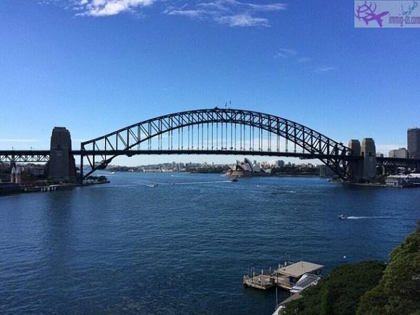 جسر ميناء سيدنى