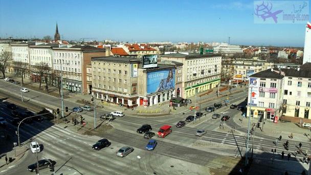 مدينة غدانسك القديمة