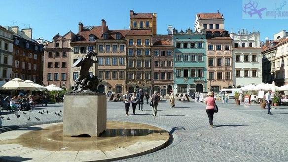 سوق وارسو القديم