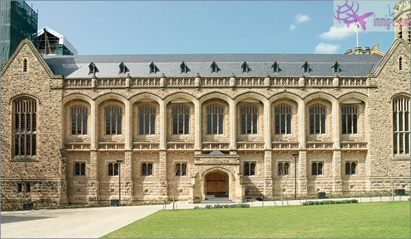 صورة جامعة اديلايد | معلومات | الدراسة | الرسوم